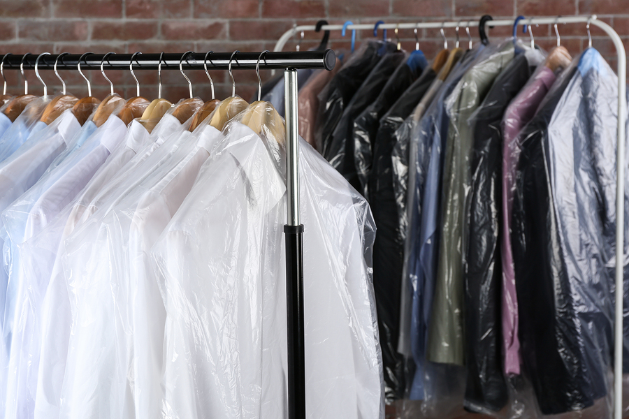 Dry Cleaning Services Evans Co Deluxe Laundry Service