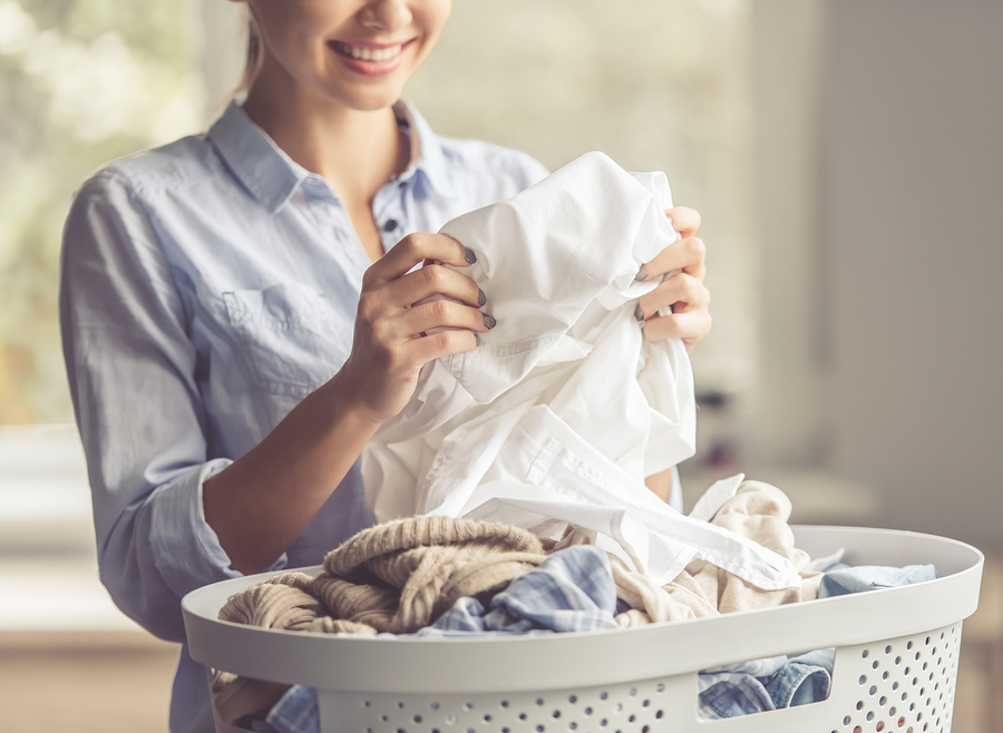 No time for laundry? Let us do it for you!